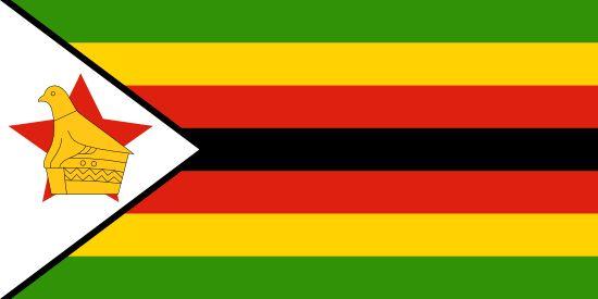 República de Zimbabue Capital Harare 13.271.000 habitantes (2007) Idioma Inglés Moneda Rand sudafricano, pula, libra esterlina, dólar de EE.UU., yuan chino, yen japonés, dólar australiano y rupia india. (Todas son legales, aunque las más utilizadas son el dólar y el rand).