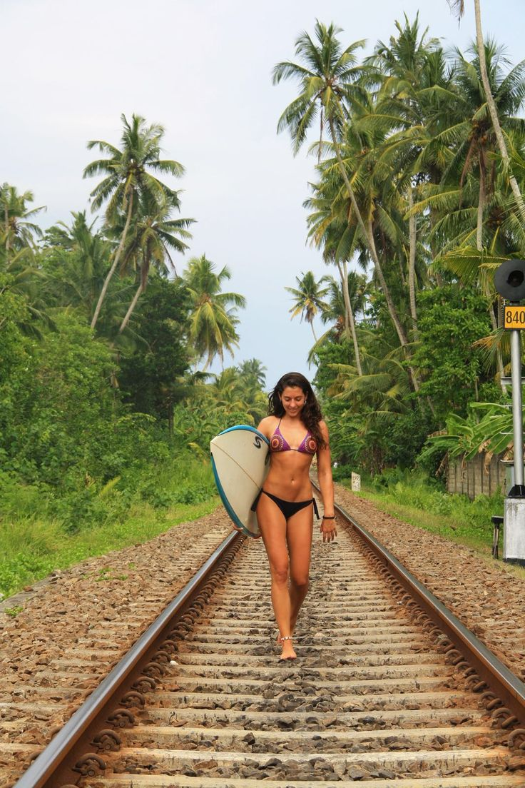 Follow my Sri Lankan surf adventures!