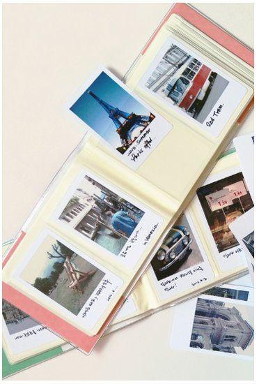 La dolce Vita Instax Mini Album