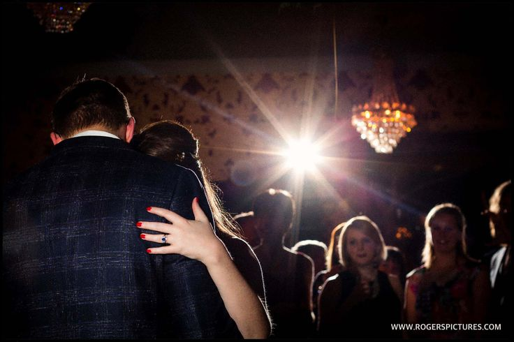 Katie and Simon's First Dance at The Bell in Ticehurst The Bell -