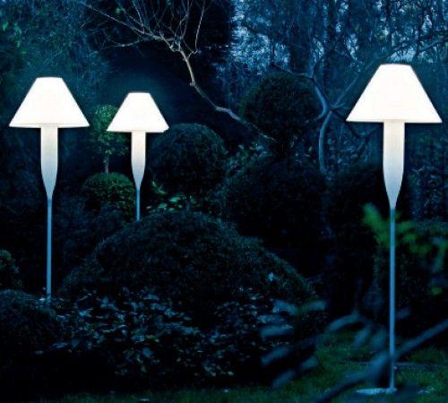 Discover Serralunga Bonheur A Floor Lamp By Michele De Lucchi For  Serrralunga Outdoor And Garden Lighting.