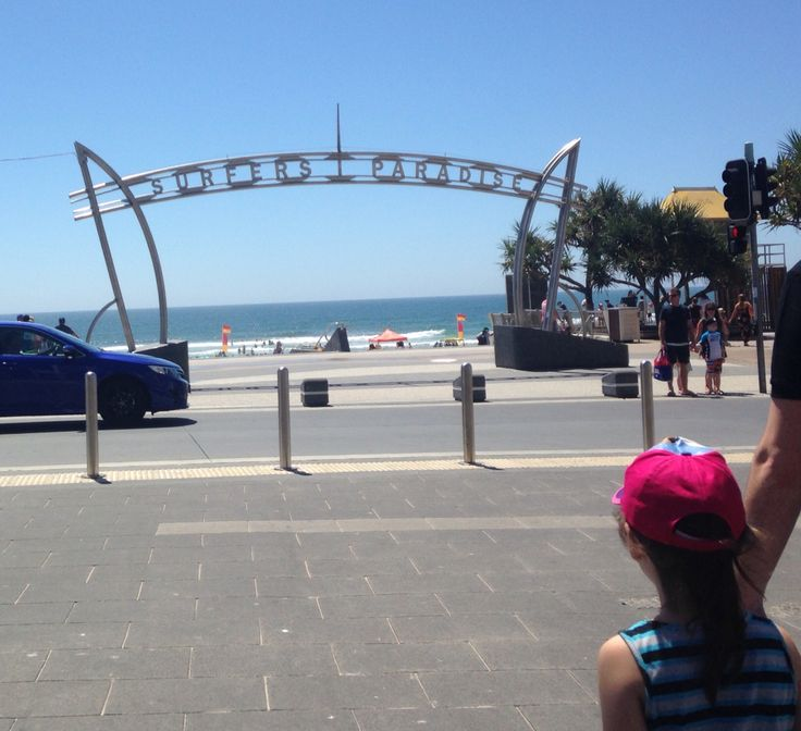 Surfers paradise Queensland we had so much fun!