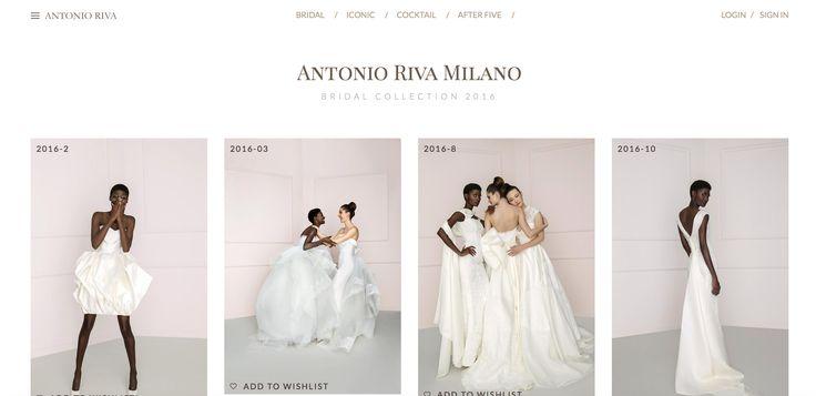 The 62 best wedding dress designer directory images on pinterest antonia riva wedding dress designer bridal directory of wedding dress designers list junglespirit Images