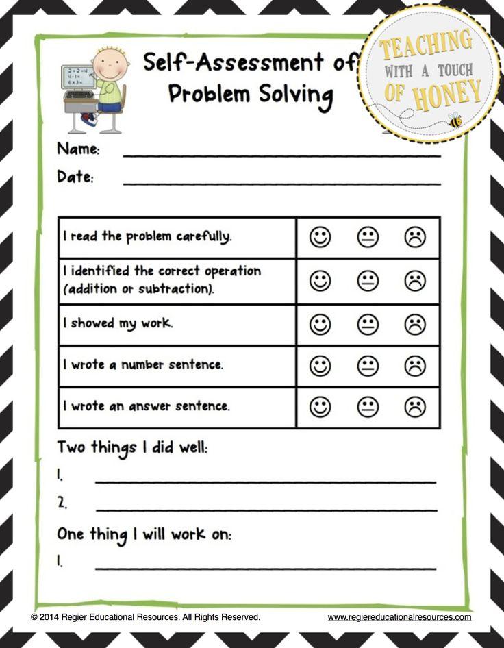 problem solving goals