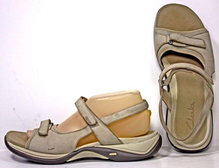 Clarks Springers Clarks Springers Sandals 7 KJFTl1c3