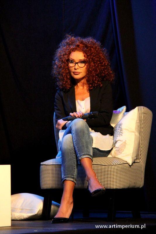 Eva Minge - Polski Businesswoman Kongres 2014. fot. Jola Michalak Sztuka Imperium.