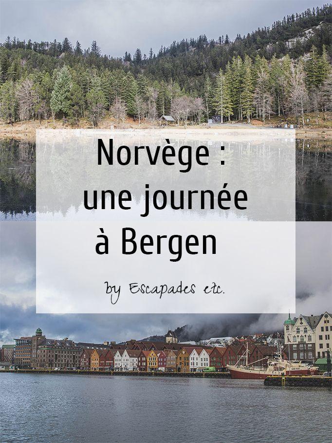 norvege journee bergen