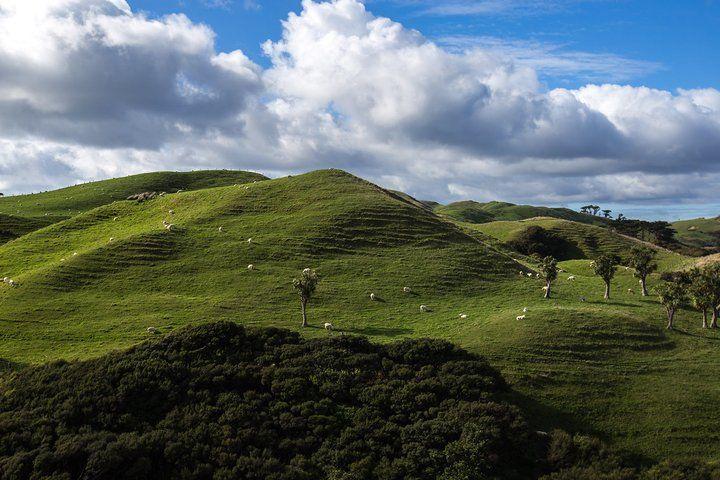 紐西蘭南島 南太平洋最後一段風景路 攝影分享 nature natural landmarks travel