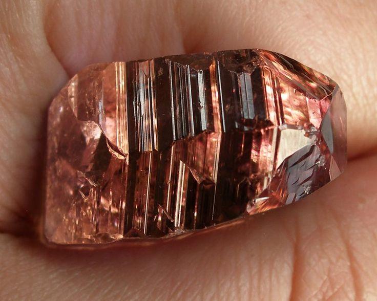 <3 Rare orange Tanzanite gemstone. ۩۞۩۞۩۞۩۞۩۞۩۞۩۞۩۞۩ Gaby Féerie créateur de bijoux à thèmes en modèle unique ; sa.boutique.➜ http://www.alittlemarket.com/boutique/gaby_feerie-132444.html ۩۞۩۞۩۞۩۞۩۞۩۞۩۞۩۞۩