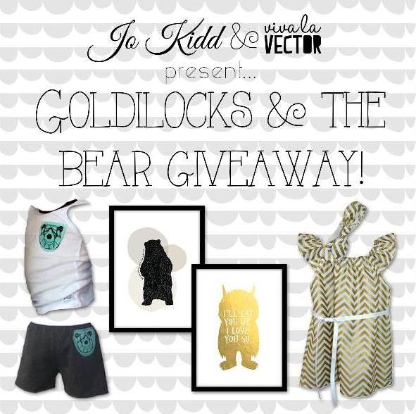 Enter to win: Goldilocks and the Bear | http://www.dango.co.nz/s.php?u=ZUMiehH82943