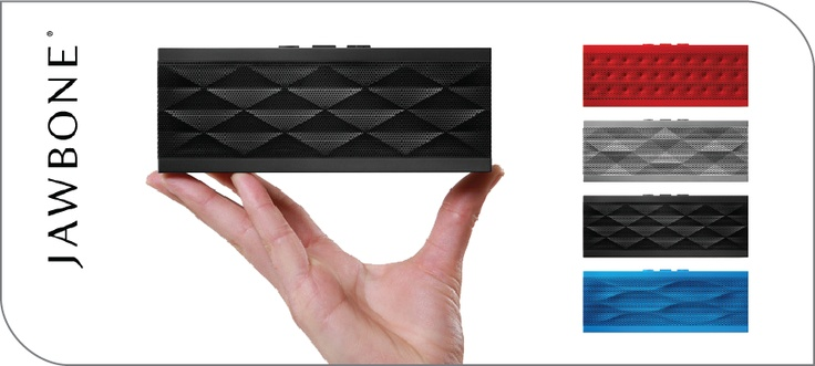 Jambox by Jawbone | Put your logo on this amazing speaker system!