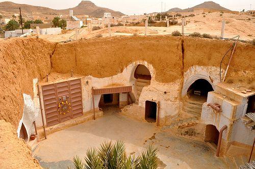 Circuit Desert et Oasis :: New Look Travel Agence de voyage en Tunisie