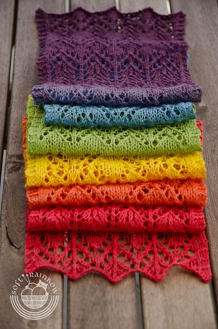 Ravelry: Fata Morgana pattern by Zsuzsa Kiss, 40% discount for a short period...see Ravelry for details