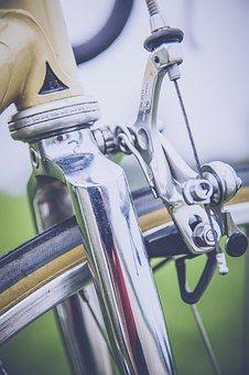 Bicicleta De Estrada, Vintage