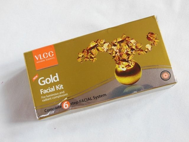 VLCC Gold Facial Kit : Review and How to use it The two most favorite things of girls if combined together will be Gold+Facial. Because we Indian girls lov