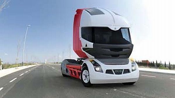 Truck concepts   Dashboard Trucker