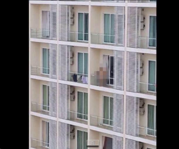 Pasangan lakukan hubungan seks di beranda disiasat polis - http://malaysianreview.com/122689/pasangan-lakukan-hubungan-seks-di-beranda-disiasat-polis/