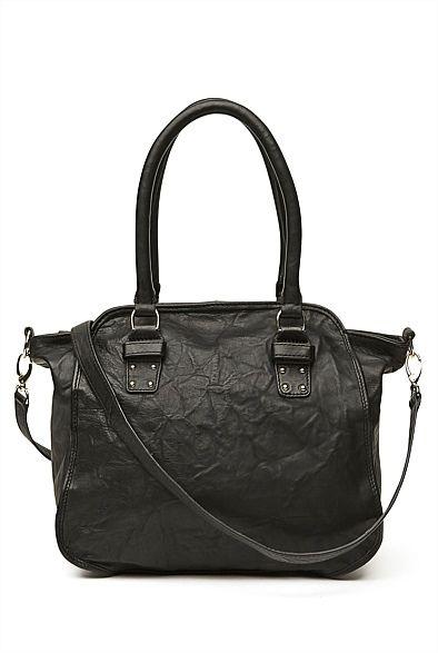 Tayla Leather Bag #witcherywishlist