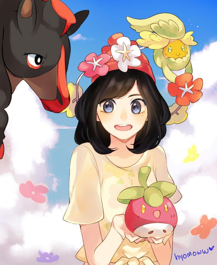 New pokemon! by Hyomoww
