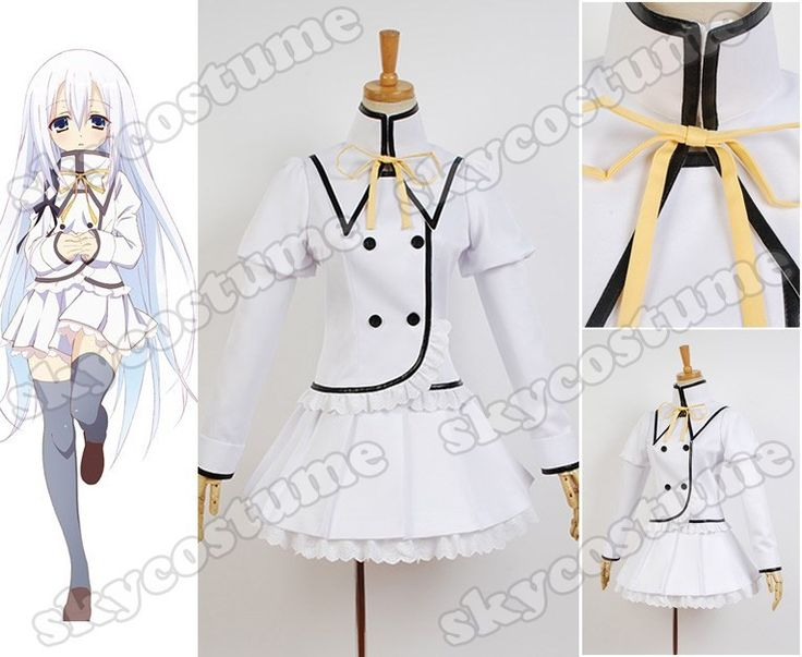 Bladedance of Elementalers Terminus Est Dress Cosplay Costume from Bladedance of Elementaler