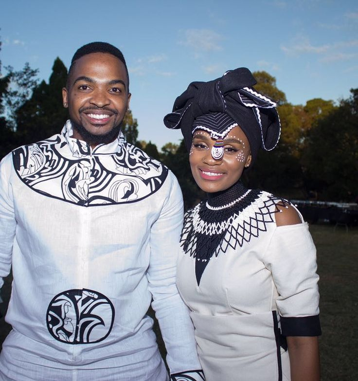 Effortless Xhosa Bride And Groom - South African Wedding Blog
