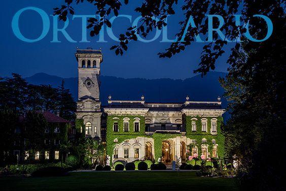 Orticolario 2017 è Librarsi verso la Luna - a Villa Erba, Cernobbio (CO) dal 29 settembre al 1 ottobre.