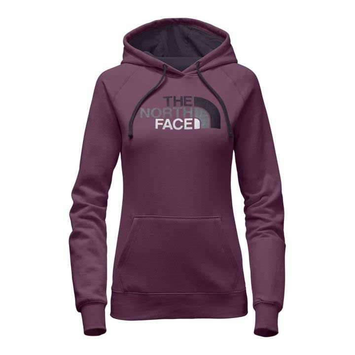 The North Face Half Dome Hoodie for Women in Amaranth Purple NF00CH2X-WCT