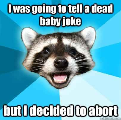 dead baby jokes