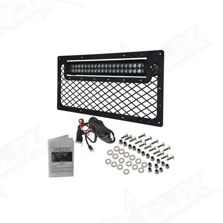NoxLux adds new, all in one grille kit with a very powerful dual #offroad LED bar for 2007-2016 #Jeep #Wrangler JK. Black Out #LED Flat Grille Kit - https://nox-lux.com/product/2007-2016-jeep-wrangler-jk-black-out-led-grille-kit-flat/  #jeep #jeepmafia #JeepLife #jeepnation #jeep_addiction #jeeplover  #4x4 #4wd #jeeps #jeepwrangler #jeepforce #jeepwranglerunlimited   #jeeprubicon #jeeppeople #jeepmods #jeepaddiction #jeepaccessories  #jeepdreams  #JeepCherokee #JeepsorNothing #FullSizeJeep