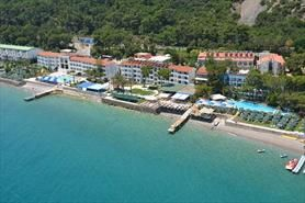Rama Beach Hotel (Peker Hotel)