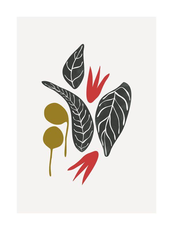 Botanique by L A de Borja for Minted