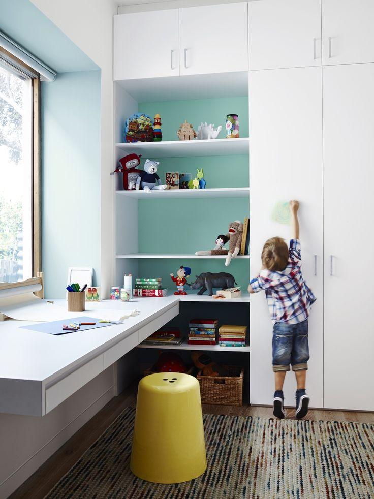 Kids Bedroom - Get the Look, Dulux Paints #shimmerquarter #surfwash #lexiconquarter