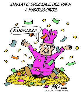 Il papa vuole conoscere le necessità pastorali nella diocesi di Medjugorje