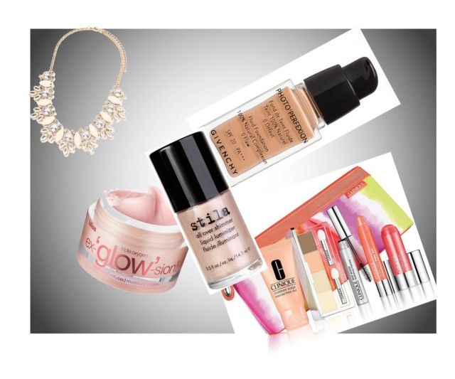 """""""Idontknow"""" by thisismedika on Polyvore featuring beauty, Givenchy, Bliss, Forever 21, Clinique and Stila"""