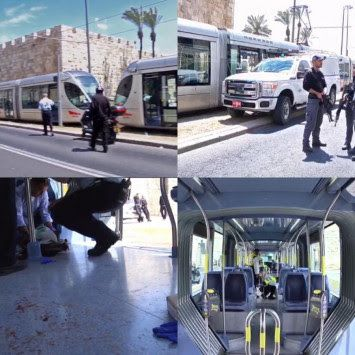 Μεγάλη Παρασκευή βαμμένη με αίμα- Παλαιστίνιος εσφαξε 20χρονη Εβραία μέσα στο τραμ