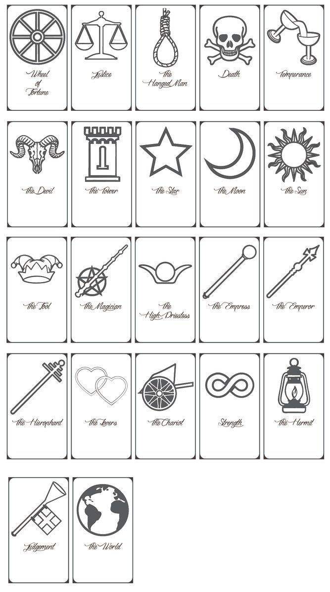 Free Printable Tarot Cards By Https Keniakittykat Deviantart Com On Deviantart Diy Tarot Cards Learning Tarot Cards Tarot Card Decks