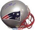 Tom Brady Autographed New England Patriots Replica Full Size Helmet