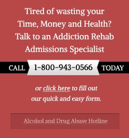 Help for Drug Addicts