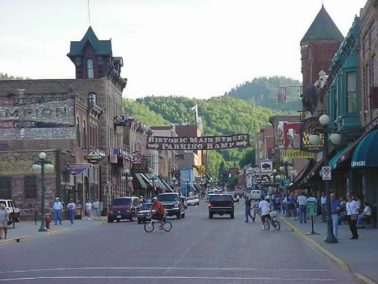 1000 images about deadwood sd events entertainment on for Cabins near deadwood sd