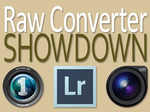 Raw Converter Showdown: Capture One Pro 7, DxO Optics Pro 8 and Lightroom 4: Digital Photography Review