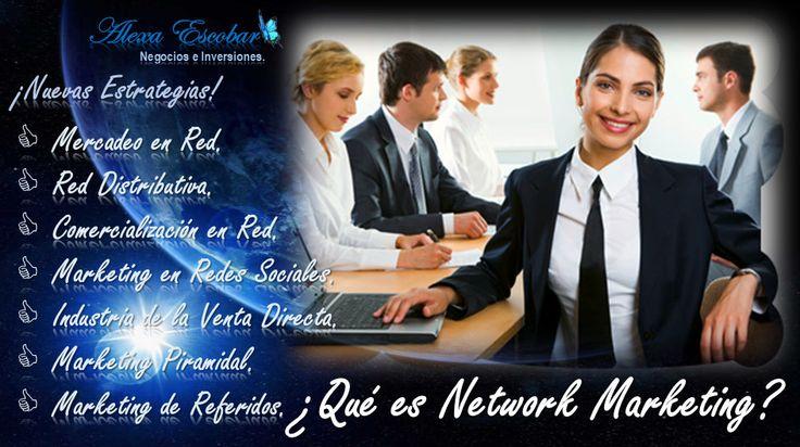 Marketing en Fotos Uno: ¿Qué es Network Marketing? Sinónimos de actualidad  ¿Quieres ser un inversionista exitoso ? http://www.youtube.com/watch?v=as2-hj0JRN0&feature=c4-overview&list=UUY2dCrQZ4MB03rMyFCjZEfA ¿Qué negocio puedo emprender?
