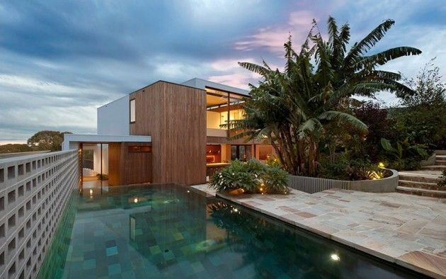 Top 10 modern house designs for 2013 house design modern houses and australia Best modern houses
