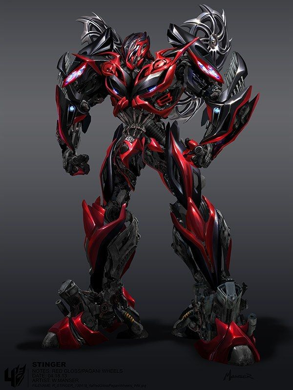 Transformers Age of Extinction Stinger | Things my son ...