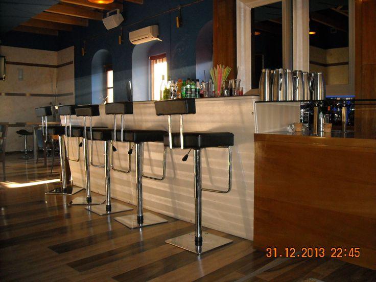 "Our Partner: Cafe-Bar ""MALEN"", in Konitsa."