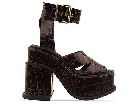 vivienne westwood platform sandal $1179.95 @solestruck