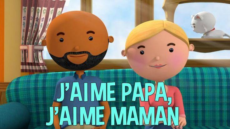 J'AIME PAPA, J'AIME MAMAN