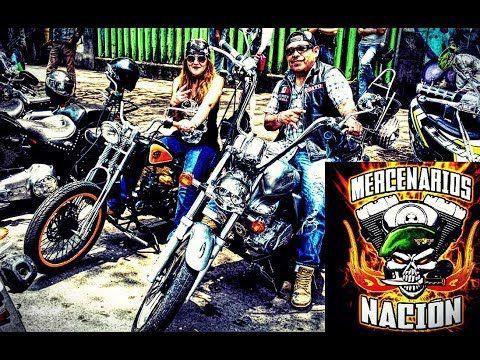 Mercenarios moto club 8vo Aniversario Cobertura completa|Metal Corrosivo