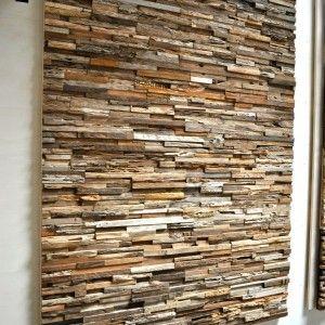 Breng de natuur in huis met decoratieve wandpanelen in hout, kokos, leer, mos of steen