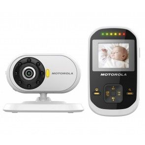 Motorola MBP18 Digital Video Baby Monitor