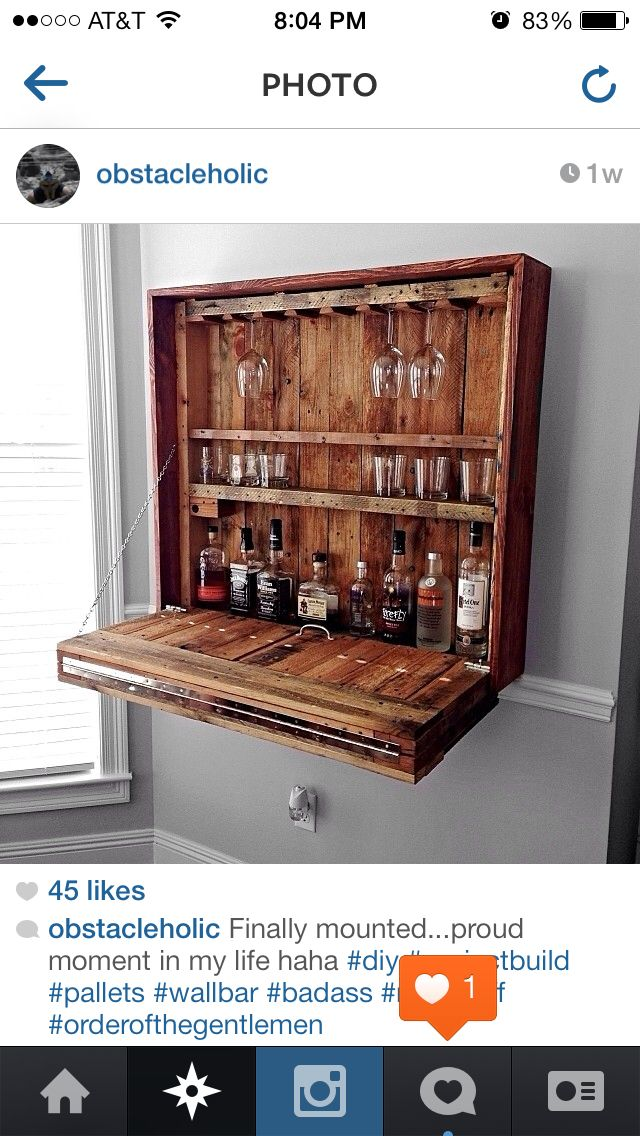 Pallet wine rack infinite pallet ideas pinterest for Pallet wine cabinet